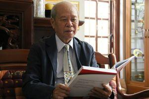 Lò đốt chất thải công nghiệp nguy hại 'made in Việt Nam' đầu tiên của Giáo sư 81 tuổi