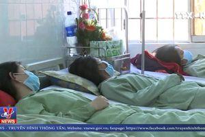 Kon Tum xuất hiện ổ bệnh bạch hầu ở trường Dân tộc Nội trú