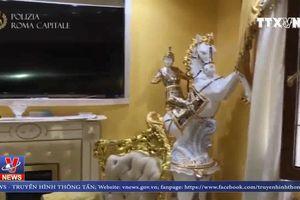 Italy tịch thu hàng loạt biệt thự của băng đảng mafia