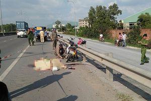 TP HCM: Tông vào xe ba gác, thanh niên 9X tử vong tại chỗ