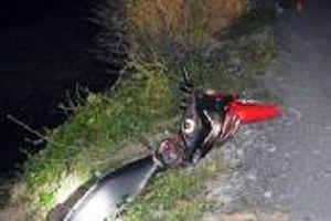 Đã bắt được hai tên cướp đạp dân quân tự vệ ngã xe máy tử vong