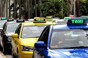 Hà Nội: Taxi sẽ buộc phải sơn 3 màu xanh, ghi bạc, trắng?