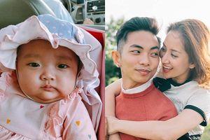 Khoe con gái mũm mĩm, Phan Hiển được khen là ông chồng 'dẻo miệng' nhất năm khi nịnh vợ cực ngọt