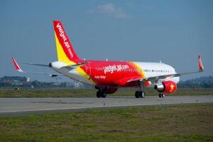 Máy bay của Vietjet Air bị 'cảnh báo lỗi kỹ thuật giả'