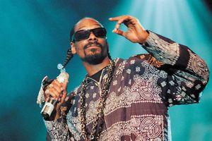 Rapper tha thiết cảm ơn mình khi nhận sao trên Đại lộ Danh vọng
