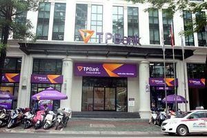 Con trai Phó chủ tịch TPBank đăng ký mua 25 triệu cổ phiếu TPB