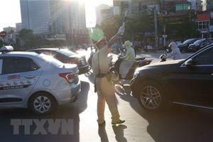 Công an Thành phố Hà Nội kỷ luật 21 cán bộ, chiến sỹ Cảnh sát giao thông Hà Nội có sai phạm