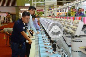 Hơn 400 đơn vị mang công nghệ mới đến triển lãm quốc tế về ngành dệt may