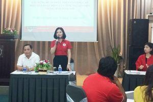 Nâng cao chất lượng hoạt động tình nguyện viên chữ thập đỏ