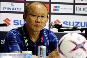 HLV Park Hang-seo 'ngao ngán' với trọng tài sau cuộc đối đầu cùng Myanmar