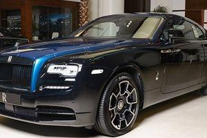 Xe siêu sang Rolls-Royce phiên bản giới hạn 30 chiếc đẹp cỡ nào?