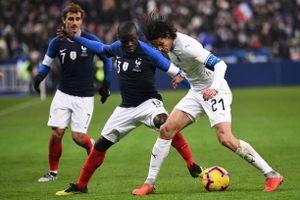Toàn cảnh Pháp 1 - 0 Uruguay: Bước ngoặt trên chấm 11m