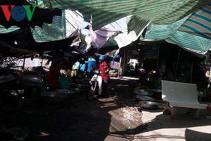 Chợ 'bốn không' khiến người dân Tiền Giang bức xúc