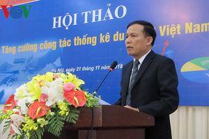 Thống kê du lịch Việt Nam còn thiếu chính xác và độ tin cậy