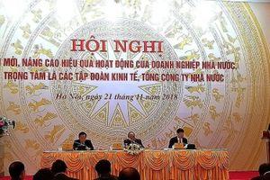 Bộ trưởng Nguyễn Chí Dũng: Tái cơ cấu DNNN cần chuyển từ tư duy theo từng doanh nghiệp sang theo nhóm ngành