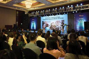 Đưa giáo dục STEM đến trẻ em Việt Nam