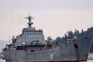 Nga chở số lượng lớn vũ khí đến Syria, sẵn sàng chiến dịch mới tiêu diệt phiến quân