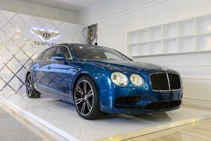 Chi tiết Bentley Flying Spur V8 S giá hơn 16,8 tỷ đầu tiên tại VN
