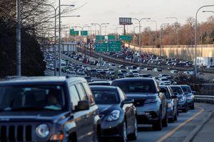 Gần 80 triệu người Mỹ di chuyển trong đợt nghỉ lễ Tạ ơn