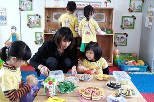 Đông Anh siết chặt quản lý bếp ăn trường học
