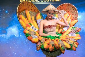 H'Hen Niê mang 'Bánh mì' đến Miss Universe 2018