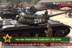 Tăng T-55 Việt Nam vừa lấy ra khỏi kho lưu trữ?