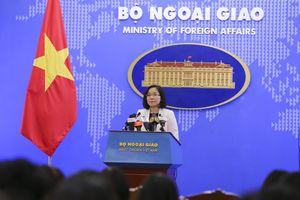 Quan điểm của Việt Nam về Biên bản hợp tác khai thác dầu khí Trung Quốc-Phillipines