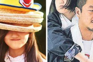 'Lệnh Hồ Xung' ngập trong nợ nần, con gái khuyết tật 11 tuổi kiếm hàng tỷ đồng