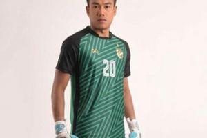 Clip: Pha phản lưới nhà hài hước của thủ môn ĐT Thái Lan