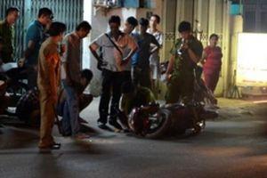 Không có việc 2 nghi phạm đạp đổ xe khiến 1 dân quân tự vệ tử vong