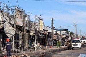 Xe bồn gây cháy khiến 6 người tử vong sắp hết hạn đăng kiểm