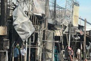 Vụ xe chở xăng cháy ở Bình Phước: 4 người trong một nhà ôm chặt nhau chết cháy