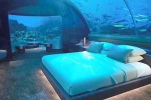 Biệt thự dưới nước