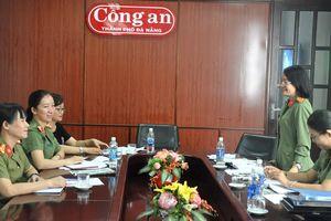 Hội Phụ nữ cơ sở Báo CATP Đà Nẵng làm tốt công tác từ thiện xã hội