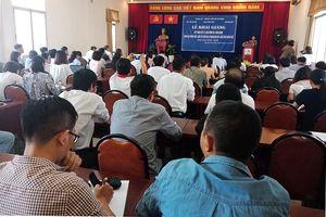 Khai giảng lớp Trung cấp Lý luận chính trị - Hành chính dành cho PV, BTV cơ quan báo chí - xuất bản