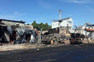 Xe bồn gây cháy làm 6 người tử vong tại Bình Phước vẫn còn hạn đăng kiểm