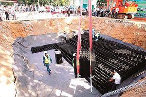 Đề xuất xây dựng 7 hồ điều tiết nước ngầm trong chương trình chống ngập tại TPHCM
