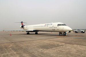 Tận mục máy bay Bombardier CRJ900 của Vietnam Airlines vừa bay thử nghiệm