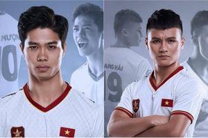 Đang đá AFF Cup 2018, ĐT Việt Nam khoe diện mạo mới cực ngầu