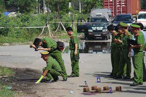 Thông tin bất ngờ vụ 2 tên cướp nghi đạp ngã xe khiến dân quân tự vệ tử vong