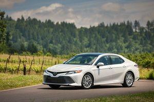 Điểm danh 10 mẫu xe sedan phiên bản 2019 tốt nhất trong mức giá 550 triệu đồng