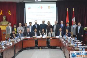 Việt Nam là đối tác quan trọng của Canada tại khu vực