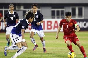 Đội tuyển Việt Nam toàn thắng Campuchia tại các kỳ AFF Cup