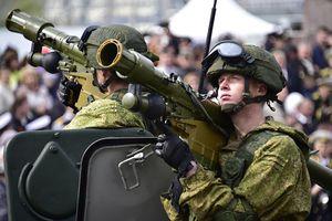 Ấn Độ chi 1,5 tỷ USD để mua hệ thống tên lửa Igla-S của Nga