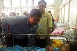 Sập giàn giáo trong lễ 20.11: Hỗ trợ toàn bộ chi phí cho học sinh bị thương nặng