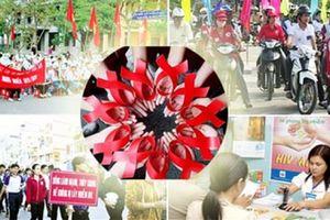 Đẩy mạnh các hoạt động trong Tháng hành động quốc gia phòng, chống HIV/AIDS