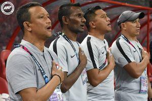Singapore quyết hạ Thái Lan để giành vé bán kết AFF Cup