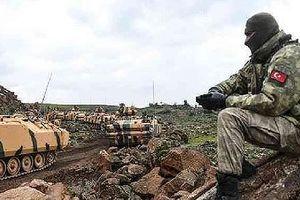 Lầu Năm Góc nói lý do lập chốt quan sát dọc biên giới phía Bắc Syria