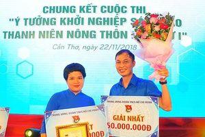 Hà Giang đoạt giải nhất thi khởi nghiệp thanh niên nông thôn