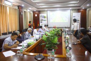 Chấm giải thiết kế cảnh quan 'Cung đường sinh thái hầm đường bộ đèo Cù Mông'